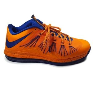 Nike Air Max LeBron X Low Knicks HWC 579765-800